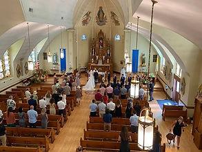 8.15.20 CSQ St. Mary's wedding whole chu