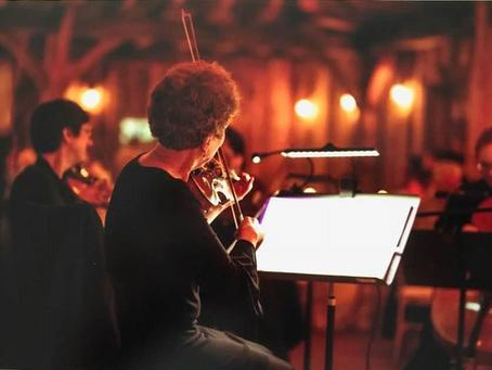 2020 Vision for the Camerata String Quartet