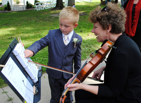 Planning for Perfect Wedding Music