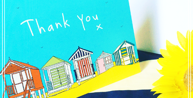 Thank you x Card