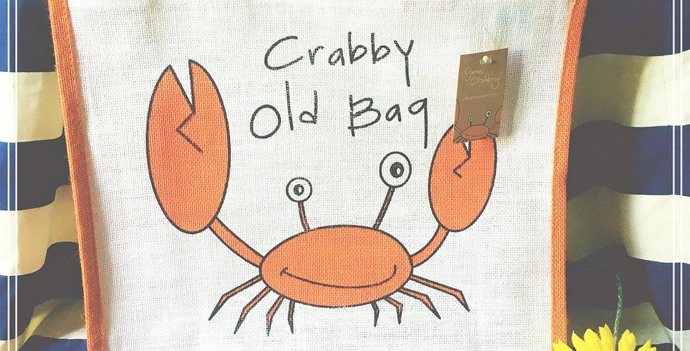 Crabby Old Bag! Bag