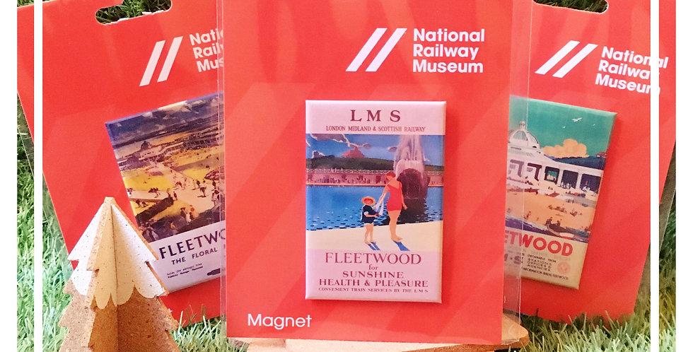 Fleetwood Magnets