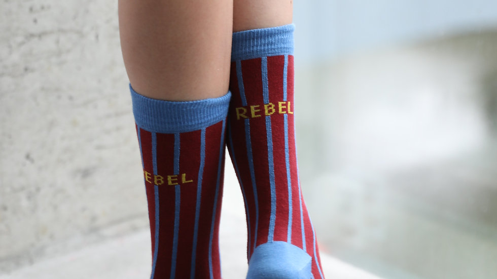 The Rebel socks