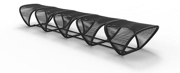 TATURANA LONG BENCH (5 SEATS)