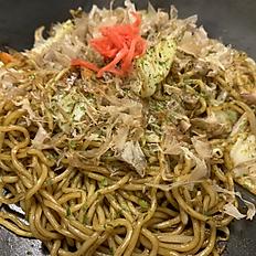 野菜ミックス焼きそば(ソース)