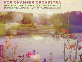 Musical Images for Chamber Orchestra Vol 2 in Review