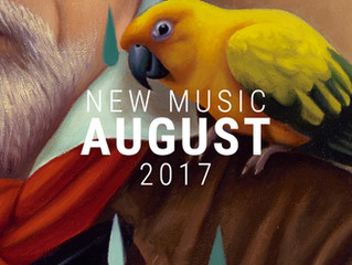 Parma's August New Music Features their 500th Release!