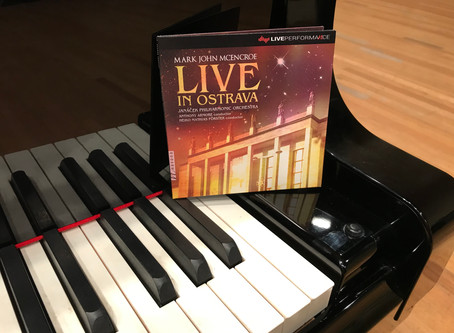 Impossible Not To Fall In Love With - Live In Ostrava Album review