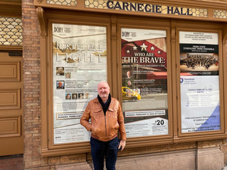 Carnegie Hall Concert works Published