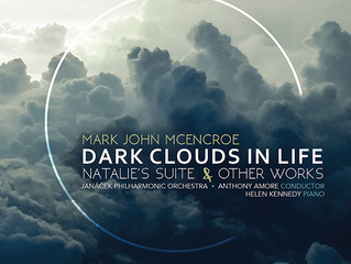 Life's Dark Clouds: New Large-scale Work for Piano & Orchestra
