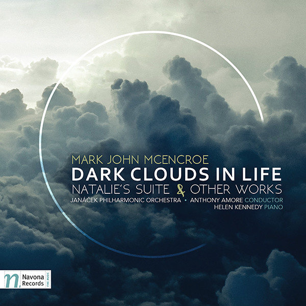 Dark Clouds In Life CD cover