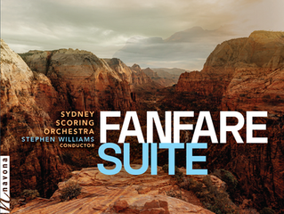 Tells a moving story  - Fanfare Suite Album reviews