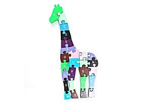 Complete Giraffe Puzzle 2