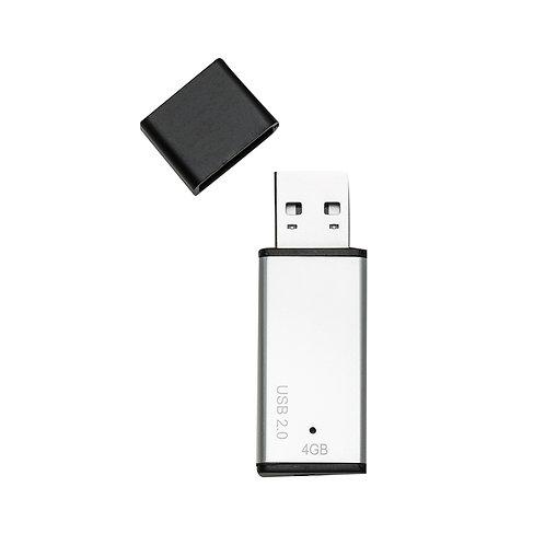 Pen Drive Retangular - DS0001-4GB