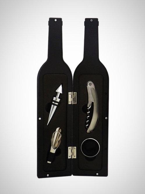 Kit vinho com 4 peças - CD12384