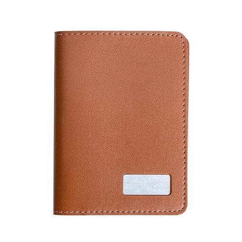 Porta Passaporte Bidins em Couro Sintético - DS13971