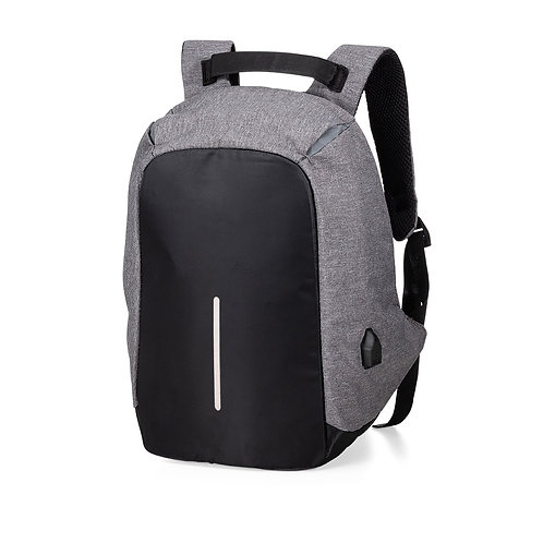 Mochila Anti-Furto USB - DS01306