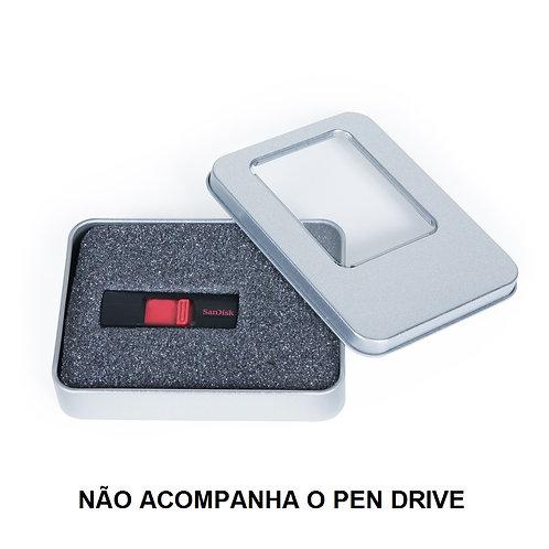 Estojo para Pen Drive - DS11134