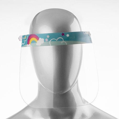 Máscara Infantil PETG de Proteção Facial - DS14471A