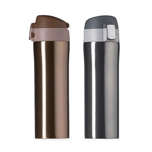 Garrafa Térmica Metal 450ml - DS02087