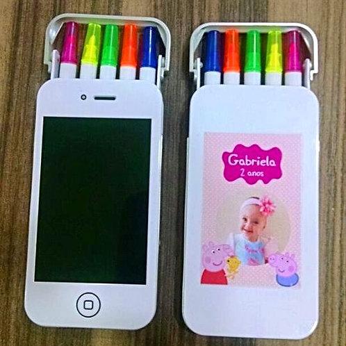 Marca Texto Iphone Personalizado