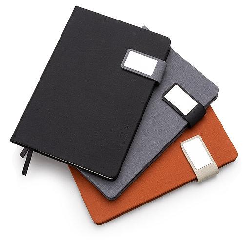Caderno com Fecho Magnético - DS14397