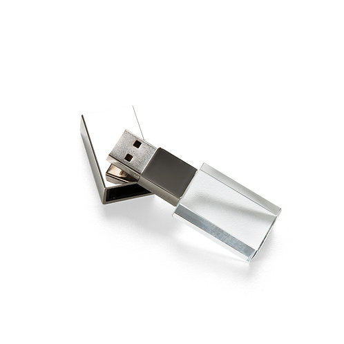 Pen Drive Vidro 4GB - DS00050-4GB