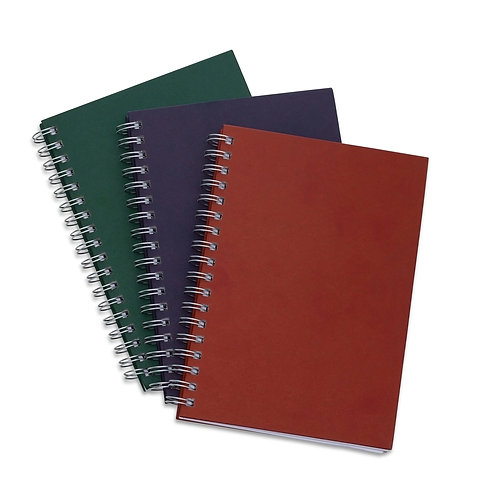 Caderno capa Kraft - DS14209