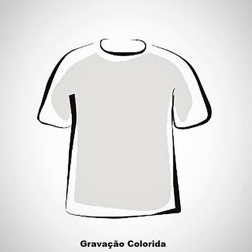 Gravação Colorida - Camisa