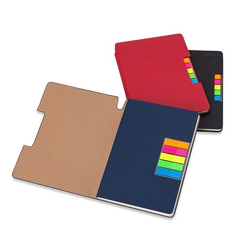 Caderno com Autoadesivo - DS14413