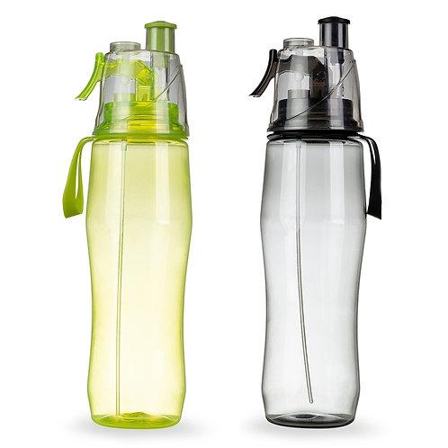 Squeeze Plástico 700ml com Borrifador - DS00741