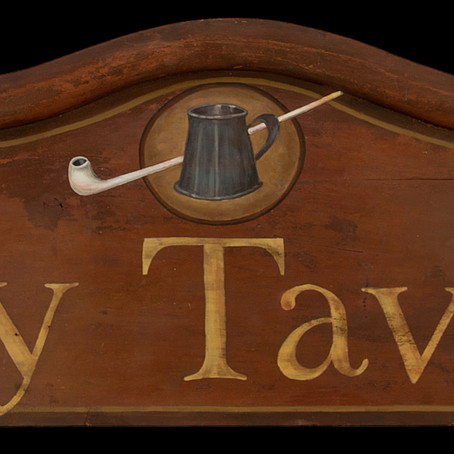 There is a tavern in the town, and the suburbs...