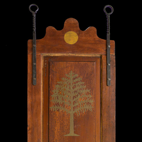 Joiners, furniture makers and tavern signs in early America.