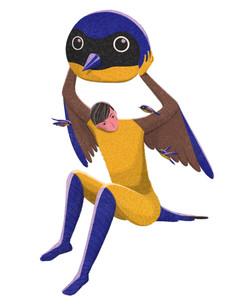 Yellow-throated Laughingthrush