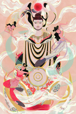 Buddha of Dunhuang
