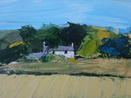 """Faraway Cottage"" by Peb Burfoot"