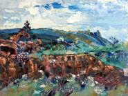 """St.Helens Oratory"" by Pat Wood"