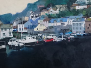 """""""Harbour Tide"""" by Peb Burfoot"""