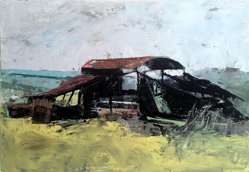Hilcombe Barn (study 1)