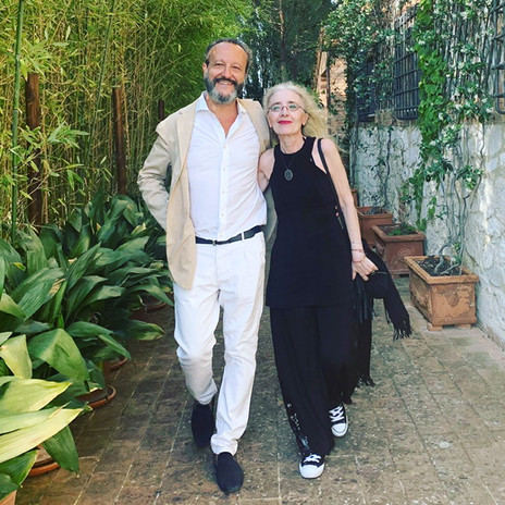 Cesare Picco e Gilda Buttà