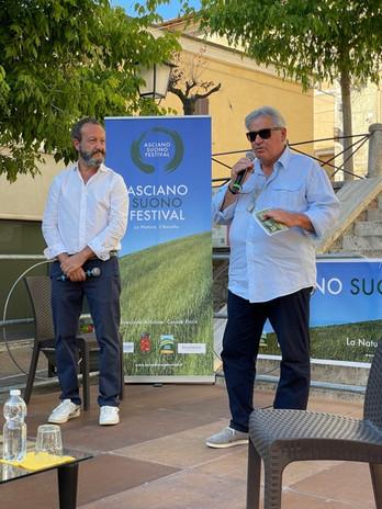 Cesare Picco e Fabrizio Nucci