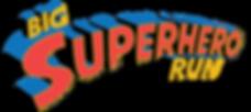 Big Superhero Run Logo