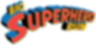 Big Superhero Run Logo