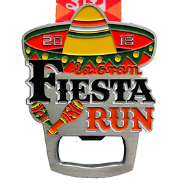 2018 Fiesta Run RACE KIT