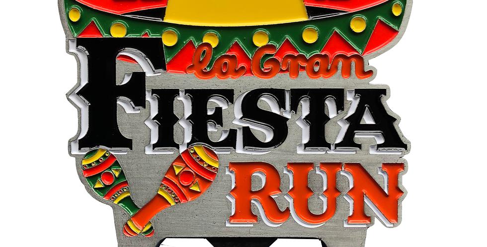 2018 Fiesta Run RACE KIT