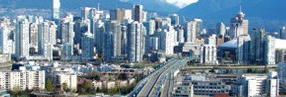 Explore Vancouver Tour Map