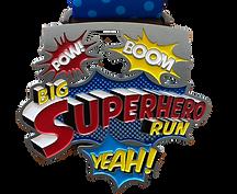 Big Superhero Run MEdal.png
