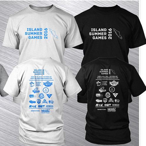 Island Summer Games T-shirt