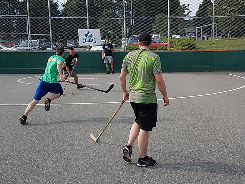 4 on 4 Ball Hockey Team