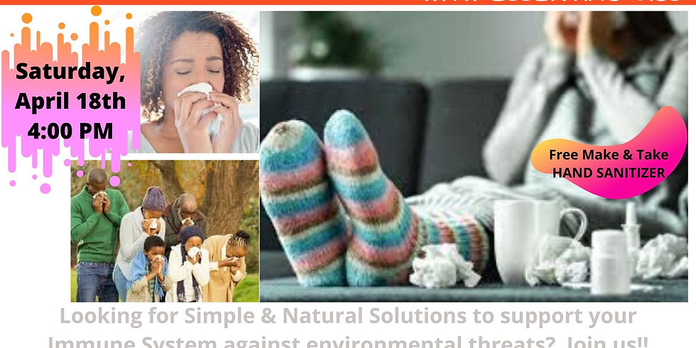 Immune Support & Protection with Essential Oils